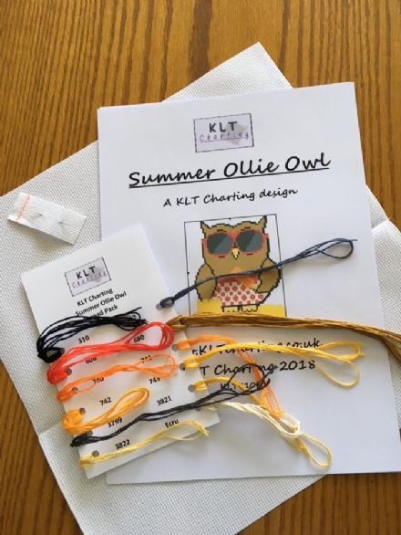 Summer Ollie Owl Full Kit